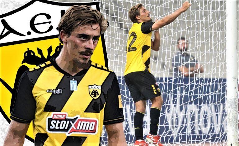 Ο Ζεράλδες «ξορκίζει» μόνος του την ΑΕΚ του Χιμένεθ… | tovima.gr