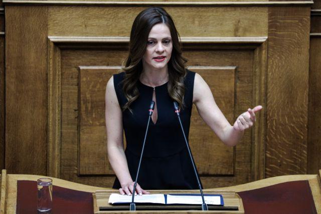Αχτσιόγλου: Απέναντι σε κάθε ενέργεια που θα υποβιβάσει το εισόδημα εργαζομένων | tovima.gr