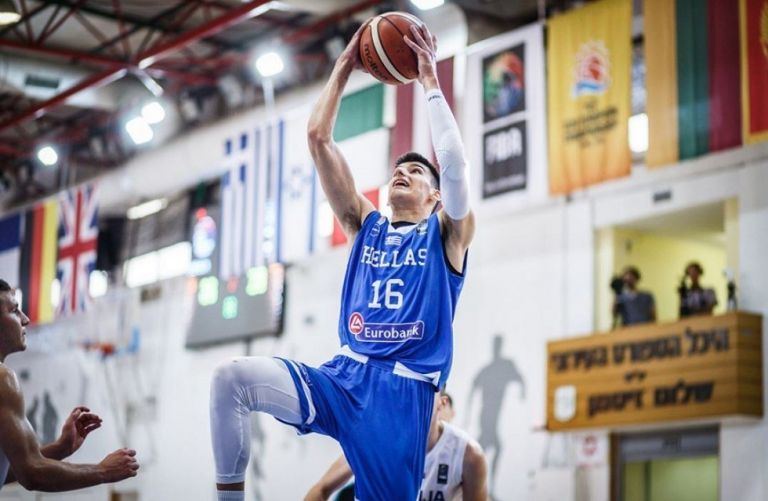 Eurobasket U20 : Έλληνας ο τοπ σκόρερ, 3ος στην αξιολόγηση | tovima.gr