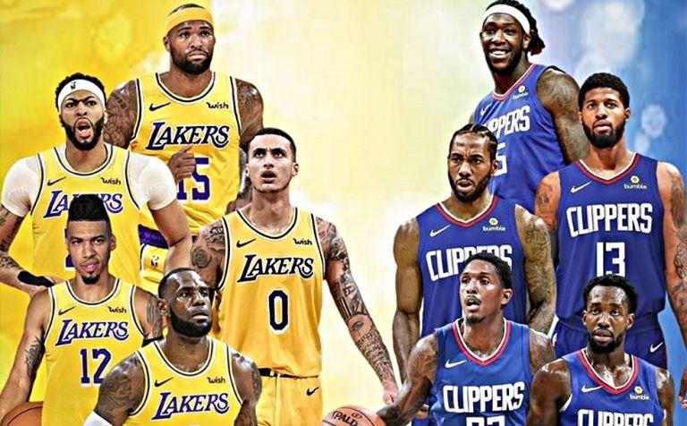 NBA : Οι μπουκ δίνουν φαβορί για τίτλο τις ομάδες του Λος Άντζελες   tovima.gr