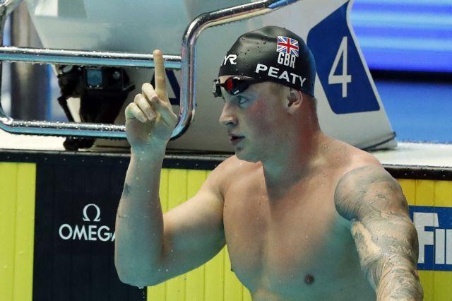 Παγκόσμιο ρεκόρ ο Πίτι στα 100 μ. πρόσθιο   tovima.gr