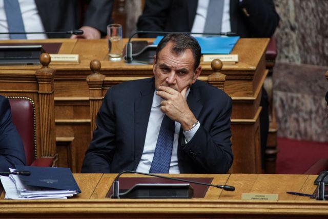 Μήνυμα Παναγιωτόπουλου σε Αγκυρα : Η ψυχραιμία δεν πρέπει να εκλαμβάνεται ως αδυναμία | tovima.gr