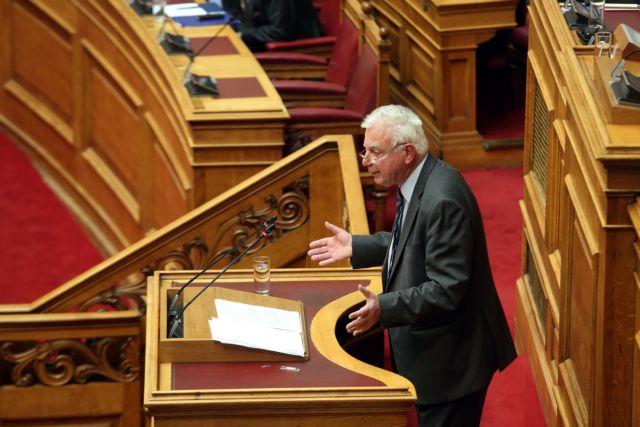 Πικραμμένος : Στόχος ο εξορθολογισμός της κοινοβουλευτικής λειουργίας | tovima.gr