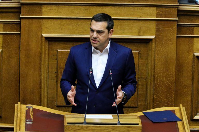 Τσίπρας σε ΝΔ: Μακάρι η μεταμόρφωσή σας να συνιστά δείγμα στροφής στον πολιτικό πολιτισμό | tovima.gr