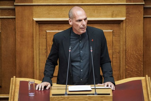 Βαρουφάκης : Δεν θα υπερψηφίσουμε τις προγραμματικές δηλώσεις | tovima.gr