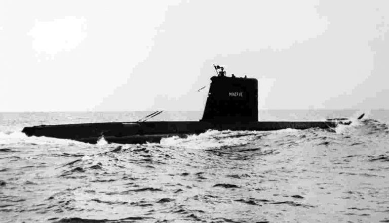 Βρέθηκε το υποβρύχιο La Minerve που είχε εξαφανιστεί εδώ και 50 χρόνια | tovima.gr