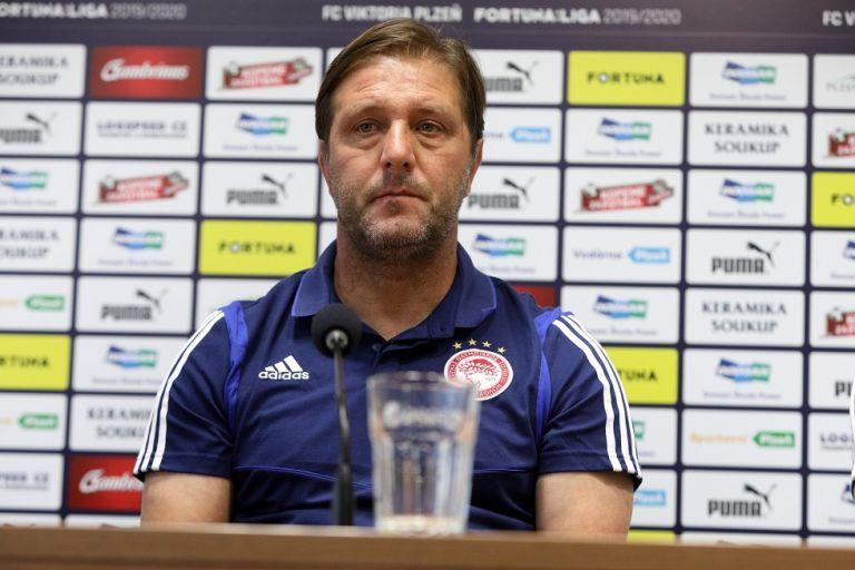 Μαρτίνς: «Θα προσπαθήσουμε με όλη μας τη δύναμη για να επιστρέψουμε στο Champions League» | tovima.gr