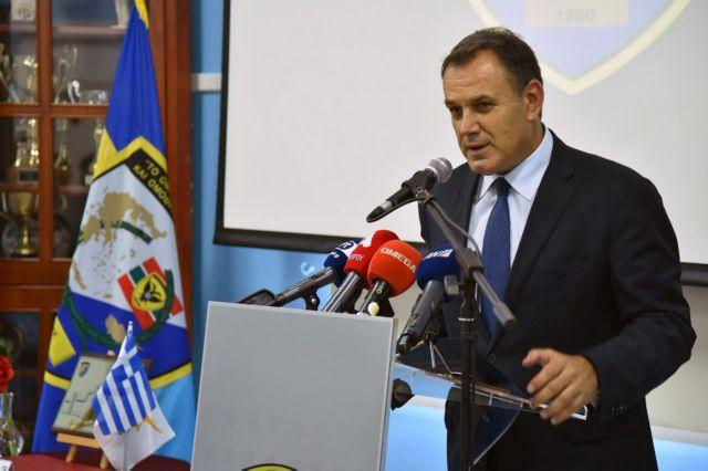 Παναγιωτόπουλος στο One Channel: Προβληματιζόμαστε αλλά δεν φοβόμαστε τις τουρκικές προκλήσεις   tovima.gr
