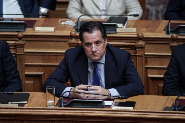 Γεωργιάδης: Στόχος να μπουν μπουλντόζες στο Ελληνικό μέχρι το τέλος του 2019   tovima.gr