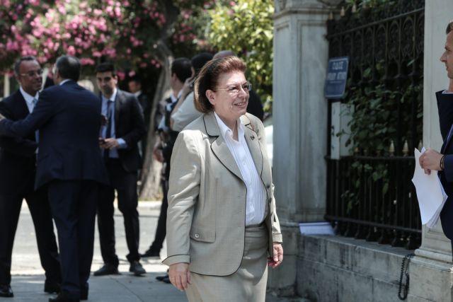 Μητσοτάκης – Μενδώνη συζήτησαν για Τατόι και Αρχαιολογικό Μουσείο | tovima.gr