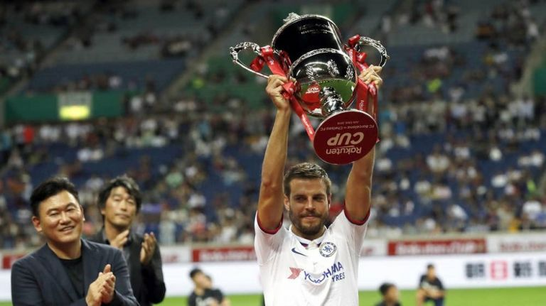 Rakuten Cup : Η Τσέλσι νίκησε την Μπαρτσελόνα στο ντεμπούτο Γκριεζμάν | tovima.gr