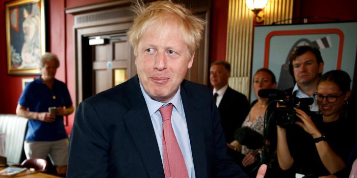 Μπόρις Τζόνσον, ο νέος πρωθυπουργός της Βρετανίας   tovima.gr