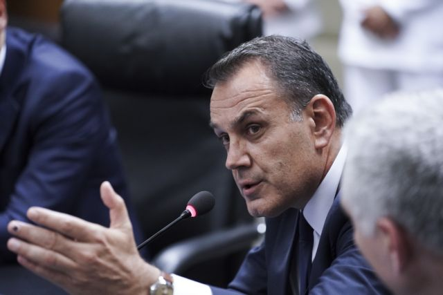 Αύξηση στρατιωτικής θητείας: Τι απαντά στο One Channel ο Ν. Παναγιωτόπουλος | tovima.gr