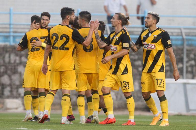 «Φιλική» νίκη για την ΑΕΚ στο ντεμπούτο του Βέρντε   tovima.gr