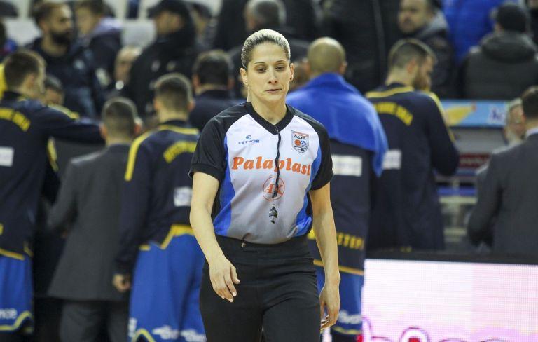 Επίσημο: Σφυρίζει στη Euroleague η Τσαρούχα | tovima.gr