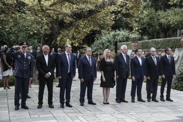 Το παρασκήνιο από τη δεξίωση στο Προεδρικό Μέγαρο | tovima.gr