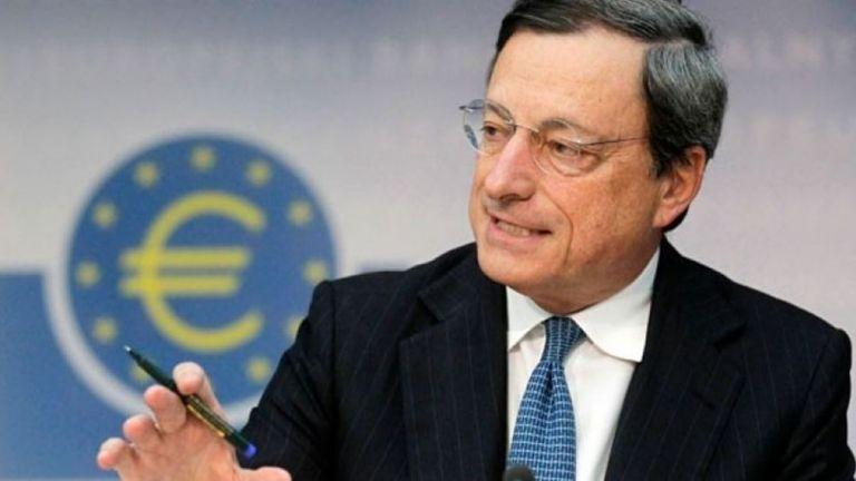 Σήμα Ντράγκι για συνέχιση του QE – «Ετοιμοι να αναλάβουμε δράση» | tovima.gr