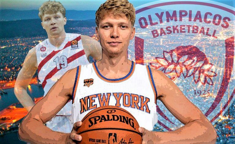 Πότε έρχεται ο Κουζμίνσκας για τον Ολυμπιακό | tovima.gr