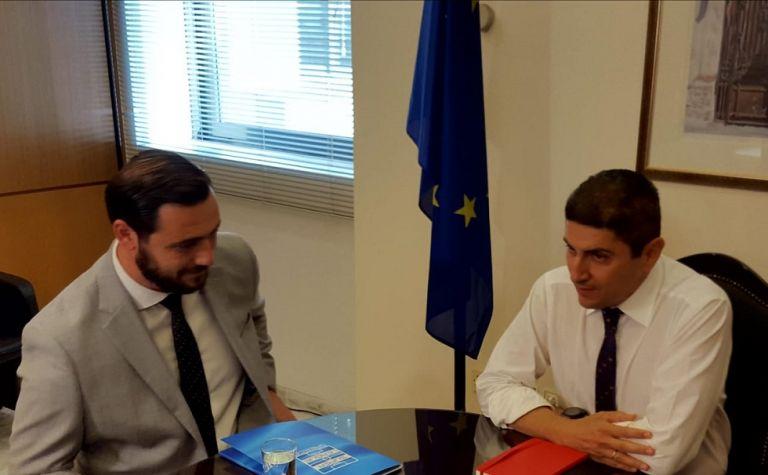 Τι συζήτησαν Αυγενάκης – Λυσάνδρου | tovima.gr