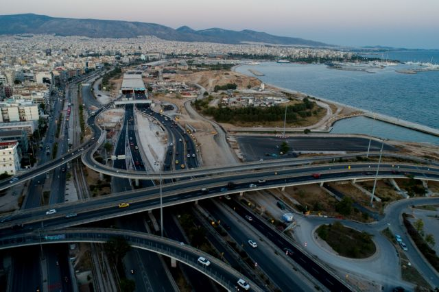 Κυκλοφοριακές ρυθμίσεις στο Δέλτα Φαλήρου | tovima.gr