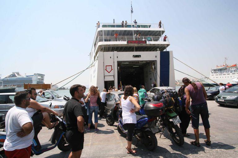 Κυκλοφοριακό κομφούζιο στο λιμάνι του Πειραιά – Live η κίνηση | tovima.gr