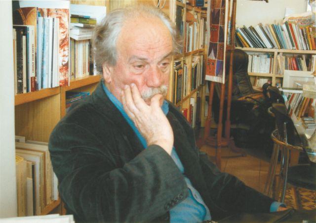 Απεβίωσε ο ποιητής Χριστόφορος Λιοντάκης | tovima.gr