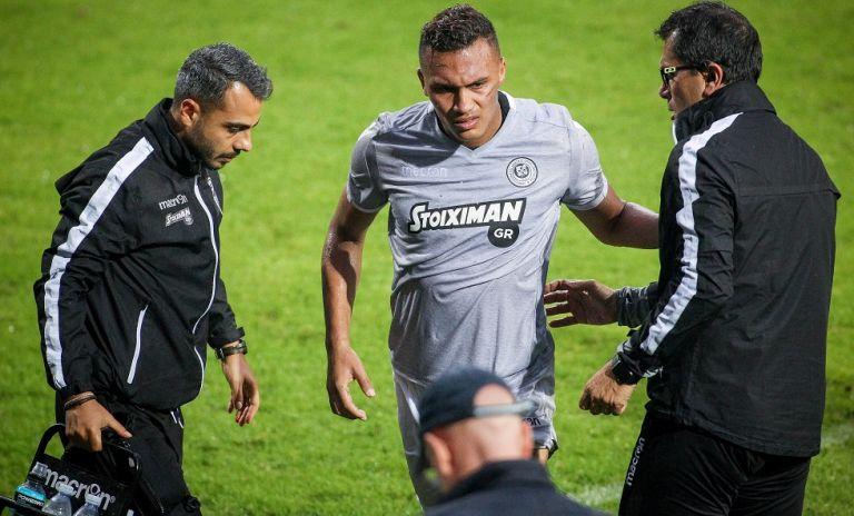 Καθησυχαστικός ο Ζαμπά για τον τραυματισμό του   tovima.gr