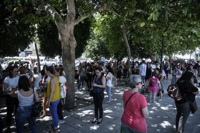 4,2 Ρίχτερ στην Αθήνα: Ανήσυχοι οι κάτοικοι της Μαγούλας | tovima.gr