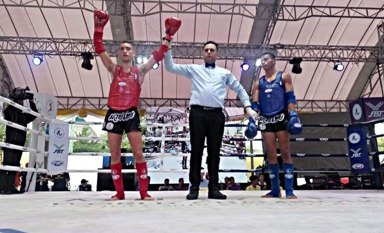 Χρυσός στο Παγκόσμιο Πρωτάθλημα ο Κωνσταντίνος Σαρκίρης | tovima.gr