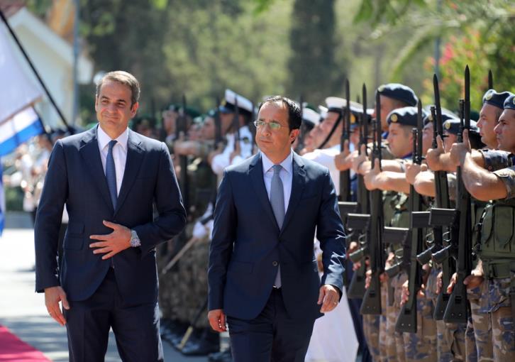 Μήνυμα Μητσοτάκη προς Άγκυρα: Θέλουμε γενναία επανεκκίνηση των ελληνοτουρκικών σχέσεων | tovima.gr