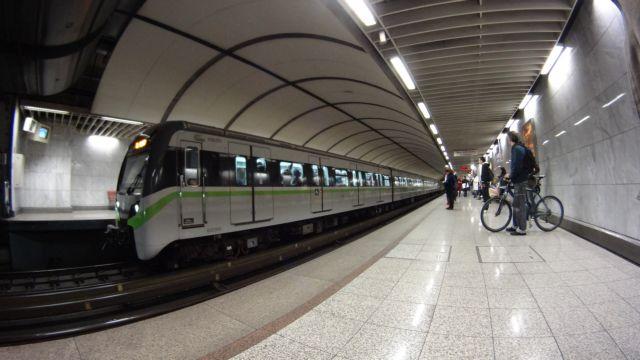 Υποπτη  βαλίτσα διέκοψε τα δρομολόγια του μετρό | tovima.gr