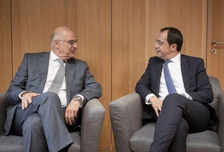 Δένδιας- Χριστοδουλίδης: Σε συνεχή επικοινωνία Αθήνα και Λευκωσία για Κυπριακό και Τουρκία | tovima.gr