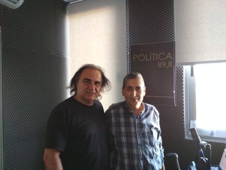 Ο Νίκος Ανδρουλάκης μας ταξιδεύει με τις συναυλίες του σήμερα στο Χάρακα και αύριο στο Αβδού | tovima.gr
