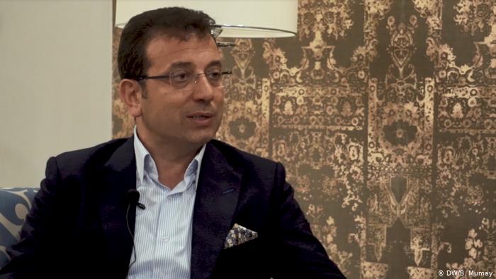 Εκρέμ Ιμάμογλου: Είμαστε στην αρχή μιας μακράς διαδικασίας | tovima.gr