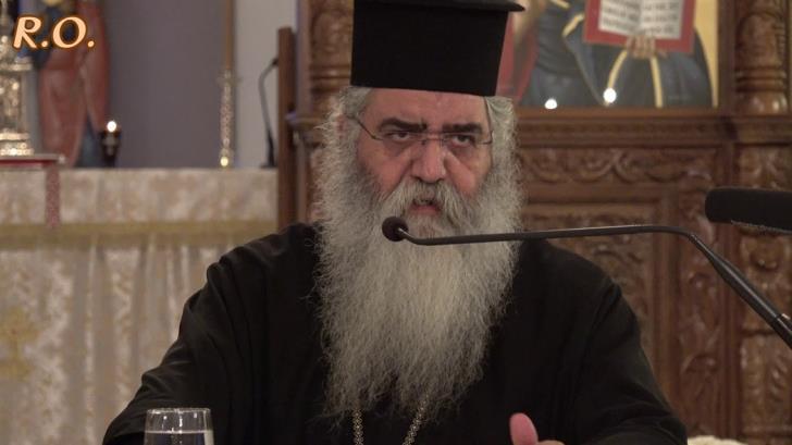 Μητροπολίτης Μόρφου για serial killer Κύπρου: Υποκρισία να  μαραζώνουμε για τα παιδιά που σκότωσε | tovima.gr