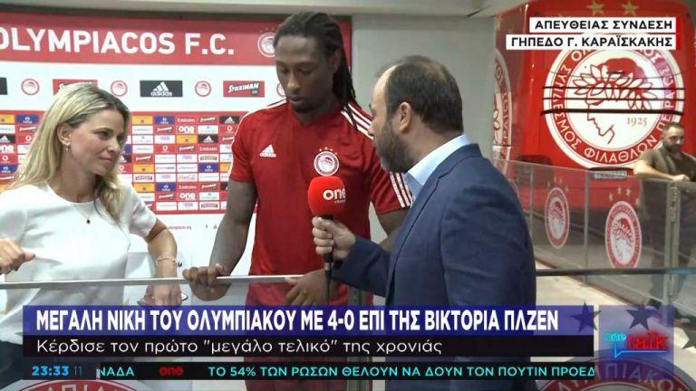 Σεμέδο στο One Channel: Ευχαριστούμε τον κόσμο, να συνεχίσουμε με την ίδια επιτυχία | tovima.gr