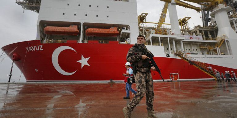 Τουρκία: Η αν. Μεσόγειος είναι αγώνας ενάντια σε εκείνους που ενοχλούνται από την ύπαρξή μας   tovima.gr