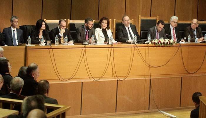 Λειτουργικά ζητήματα της δικαιοσύνης στο επίκεντρο της συνάντησης ΕΔΕ – Τσιάρα – Κράνη | tovima.gr