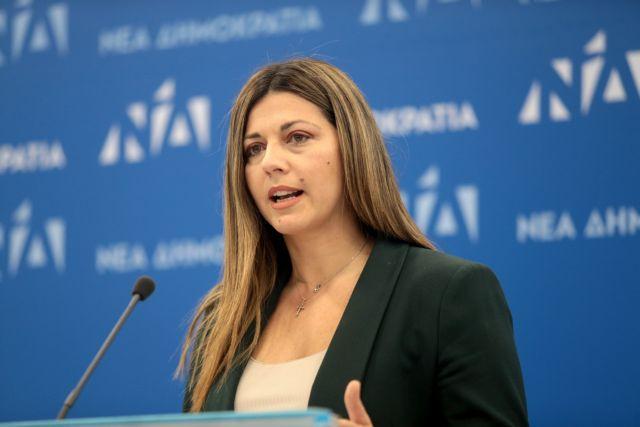 Σ. Ζαχαράκη στο One Channel: Χρειάζεται καλή συνεργασία με την ακαδημαϊκή κοινότητα | tovima.gr