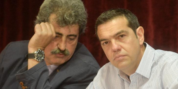 Βουλή: Χειροκροτητής ο Τσίπρας στο σόου Πολάκη | tovima.gr