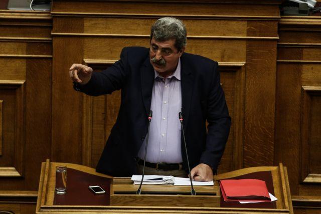 Η Βουλή αποφάσισε την άρση ασυλίας του Π. Πολάκη | tovima.gr