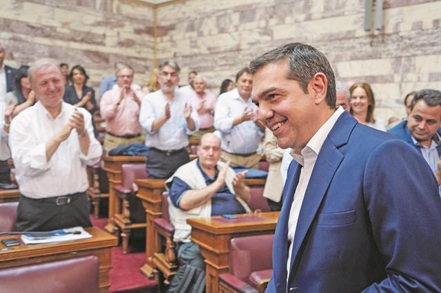 Ακονίζουν μαχαίρια προεδρικοί και κομματικοί στον ΣΥΡΙΖΑ | tovima.gr