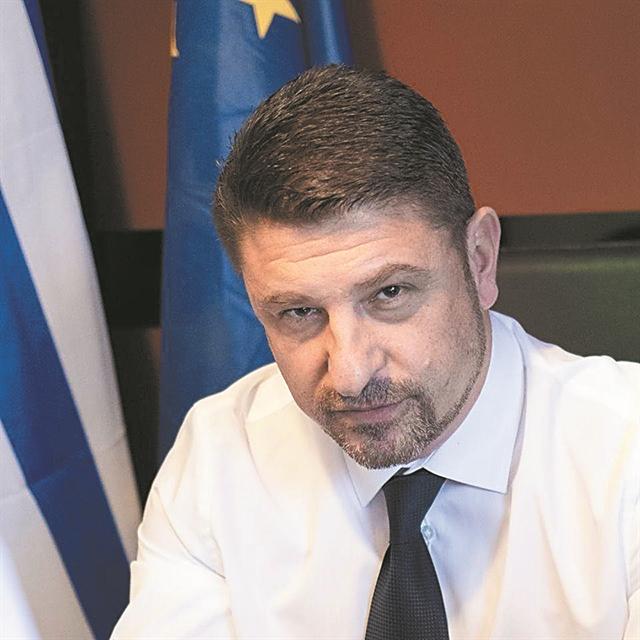 «Από μηδενική βάση το Εθνικό Σύστημα Πολιτικής Προστασίας» | tovima.gr