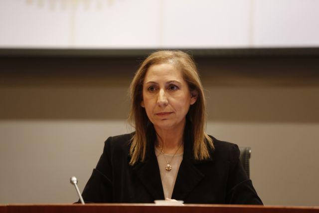 Μ. Ξενογιαννακοπούλου στο One Channel: Βαρύ το πολιτικό παρελθόν Μητσοτάκη   tovima.gr