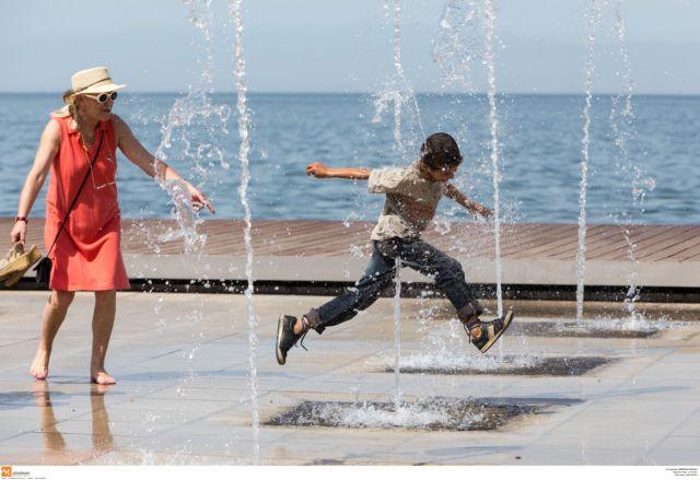 Στους 42 βαθμούς ο υδράργυρος σήμερα, Σάββατο | tovima.gr