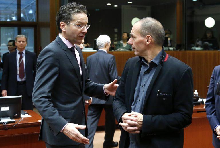 Ο Γ. Βαρουφάκης ξαναζεί τον μύθο του και λέει τον Ντάισελμπλουμ «αστοιχείωτο» | tovima.gr