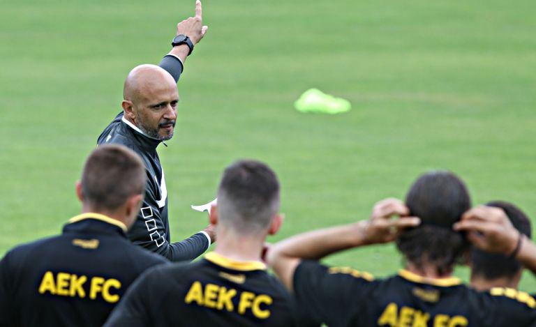 Europa League: Τη Δευτέρα καταθέτει τη λίστα η ΑΕΚ | tovima.gr
