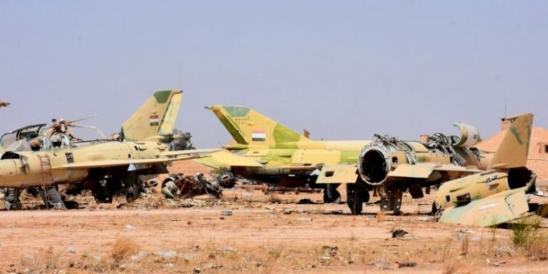 Συρία: Έκρηξη σε αεροπορική βάση με «απροσδιόριστο αριθμό» νεκρών | tovima.gr