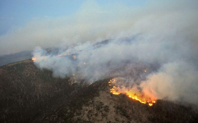 Η Αλάσκα εξακολουθεί να φλέγεται, οι πρωτοφανείς θερμοκρασίες συνεχίζονται | tovima.gr