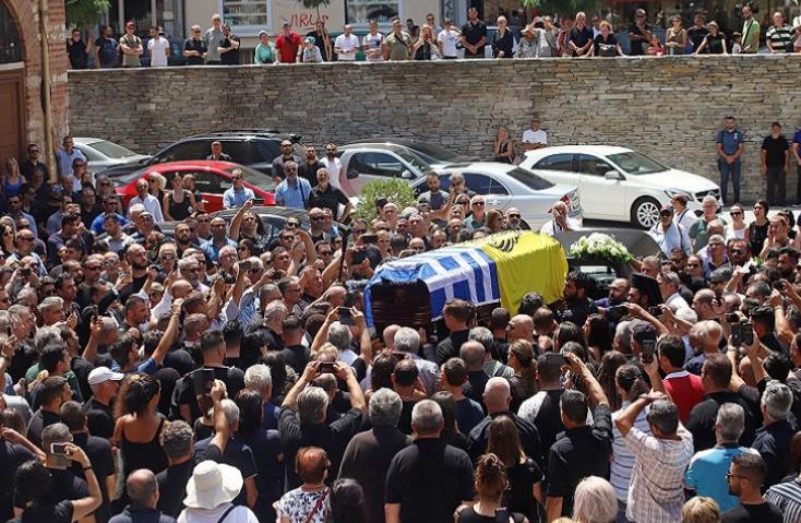 Θεσσαλονίκη: Το τελευταίο αντίο στον Γιώργο Ποζίδη | tovima.gr